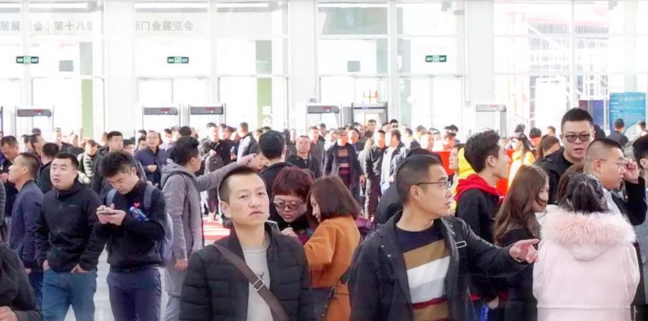 北京国际门业展如约而至,乐肯智能锁又双叒叕携多款新品来了!