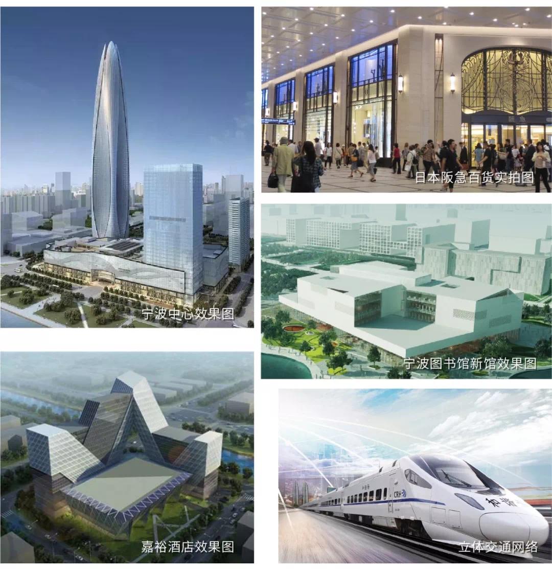 远见宁波,为理想城市而来!