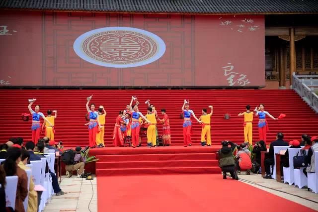 """第二届""""中国福""""城市文化交流活动在江西安福举行"""
