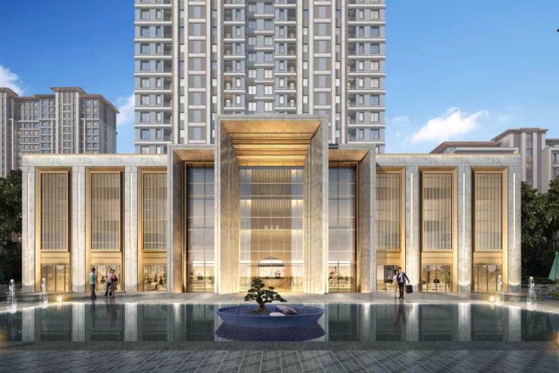 华中玉宅,与时代共鸣——贺尚玉园项目获《建设工程规划许可证》