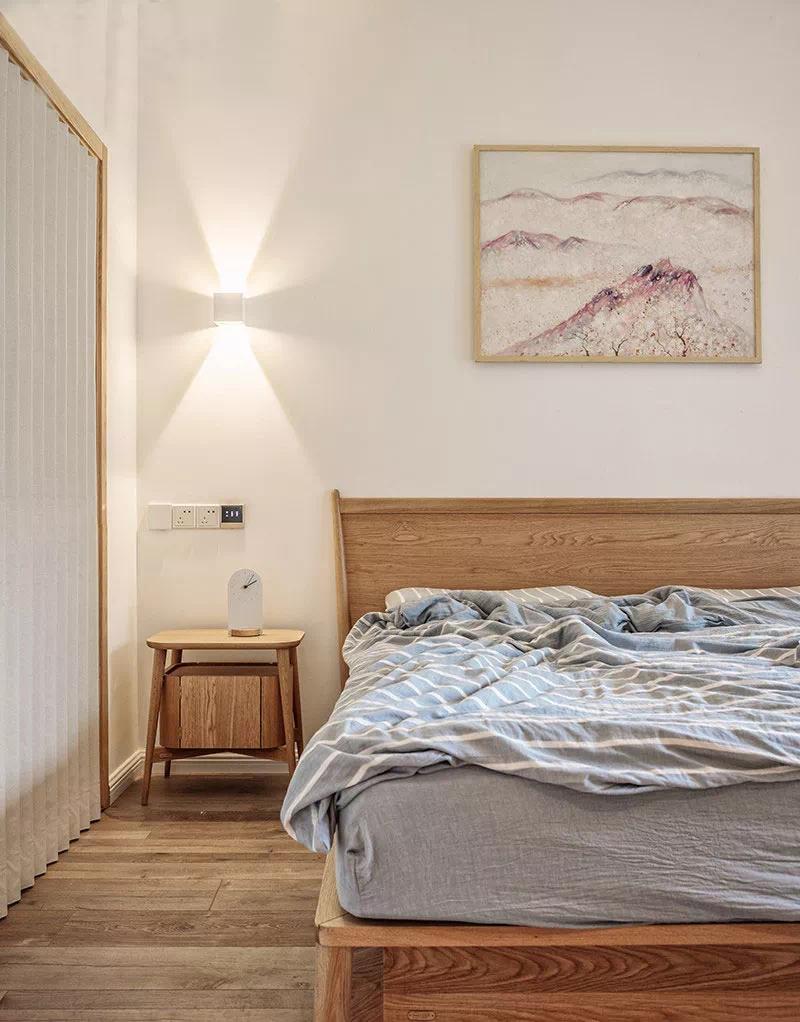 自然、舒适、简约、实用,把住宅做到了极致的日式风格 日式 软装 第14张