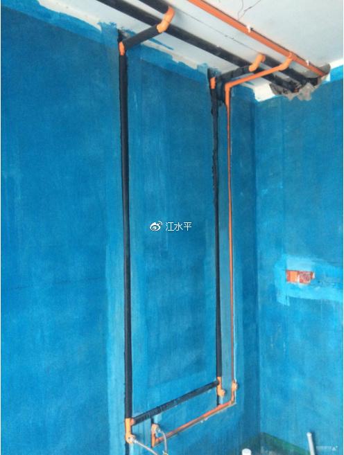 防水施工方案,装修房子做防水这里必须刷到顶。不然一定遭殃!