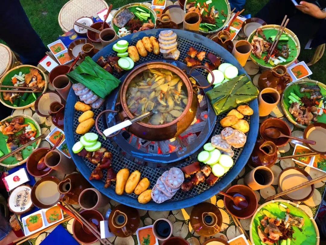这场滇池畔的古滇家宴 让每个人找到了理想中的生活方式
