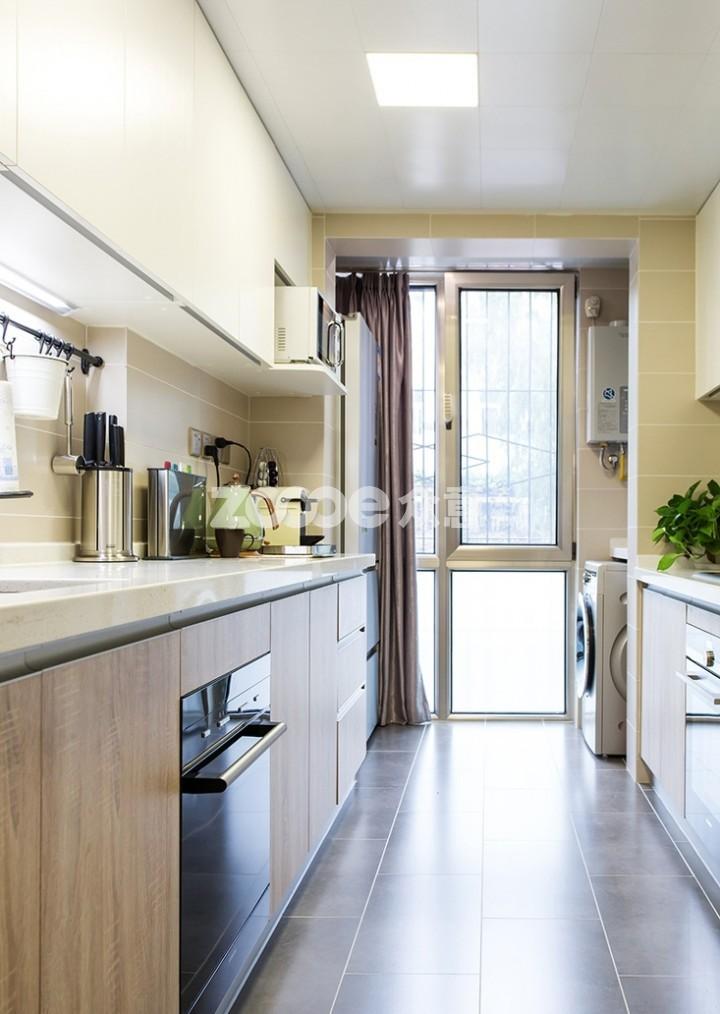 身高决定厨房设计 功能至上的厨房才是量身定制