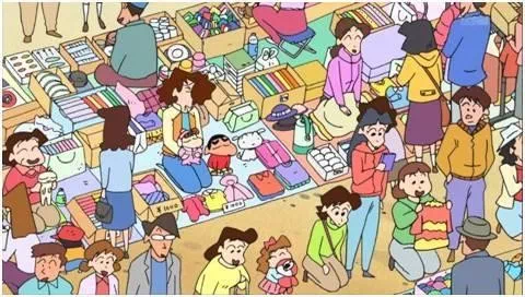 练摊当老板――六一儿童免费跳蚤市场!