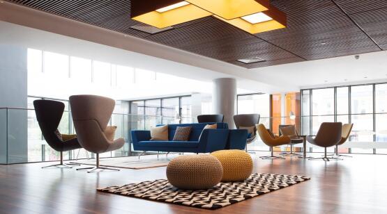 Steelcase成功收购家具设计制造商OrangeBox
