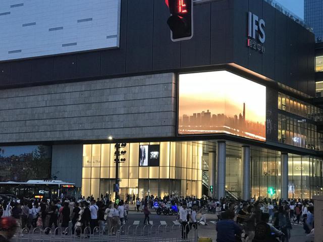 长沙IFS:中秋小长假旅游收入26.75亿元,见证星城处处皆