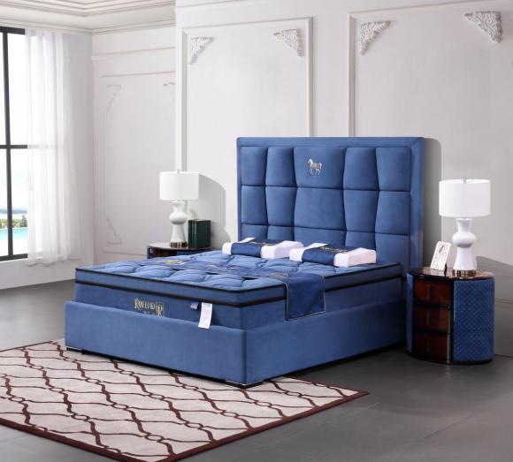 罗芬迪床垫:专业制作产品 潜心研究睡眠