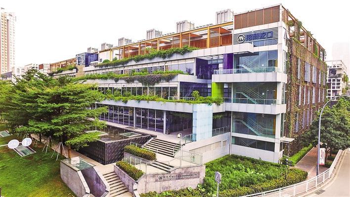 深圳商报·读创记者走进招商蛇口  房地产业将不再是蓄水池