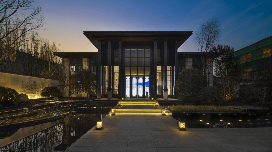 在中国 有一种别墅叫做龙湖墅