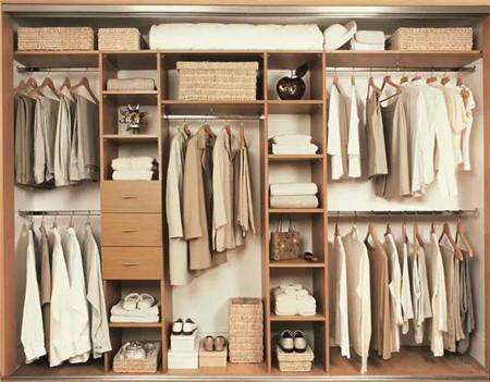 小户型的房子装修设计!卧室太小,想做卧室收纳还得从TA下手!