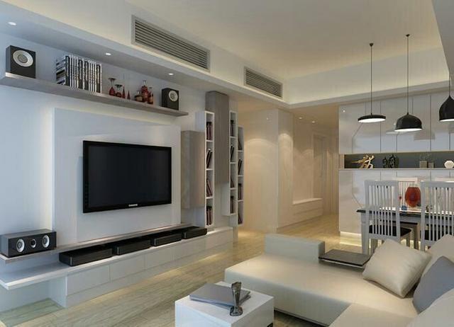 户型客厅装修小技巧,如何让客厅不显拥挤
