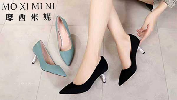 摩西米妮时尚女鞋 时尚有范,优雅气质