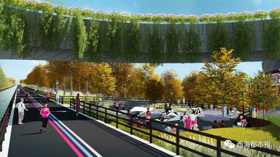 西宁生物园要建公园群!园区中的公园会是什么样?