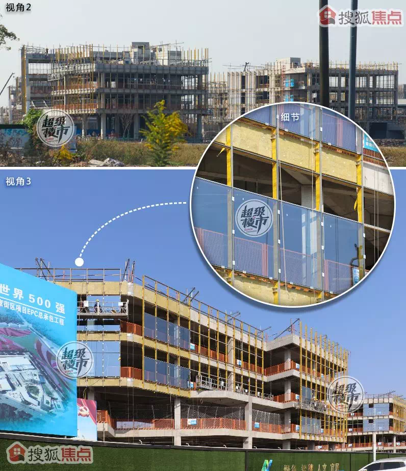 80张实拍图来了!江北新区大变样,城建全面爆发!