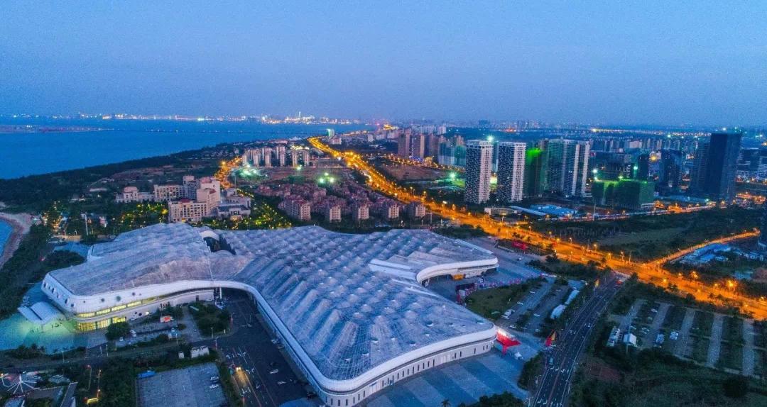 这个曾经不起眼的城市海口,如今却要打造全球领先的生态CBD