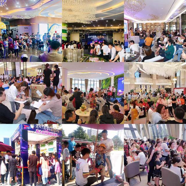 长沙中建信和500万让利风暴席卷5城,狂欢不止国庆