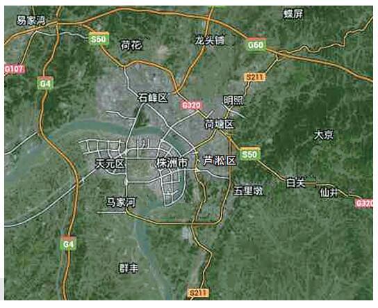 """带你探寻株洲地理密码——中国动力谷之""""谷"""""""