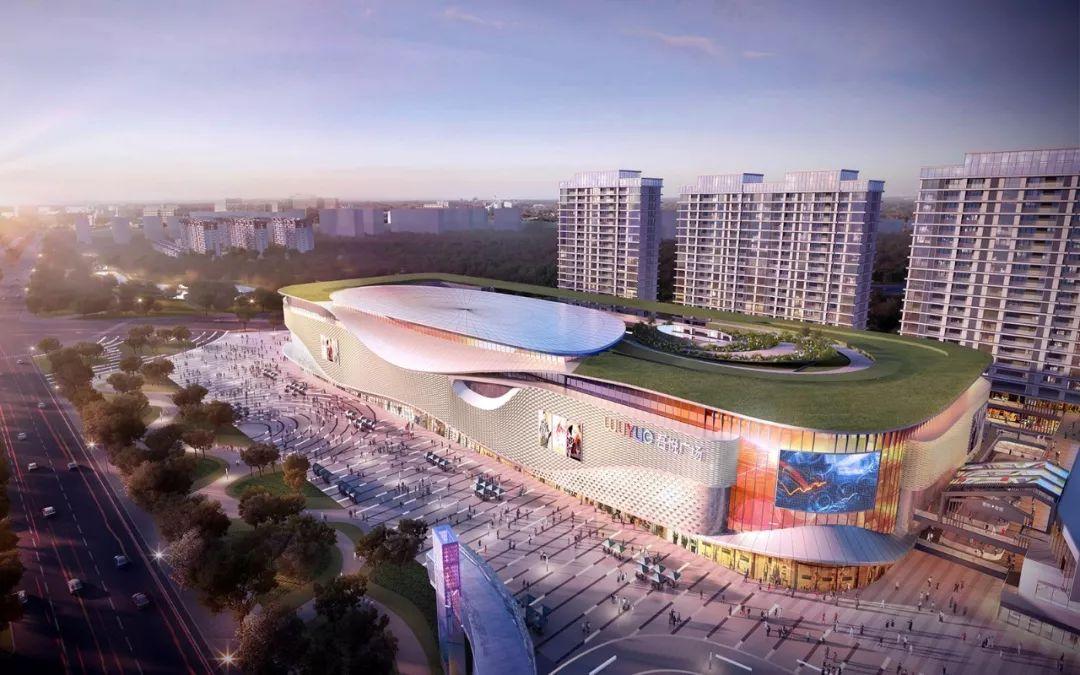 速度围观!城南大热项目新城吾悦广场规划来了!共规划2073户
