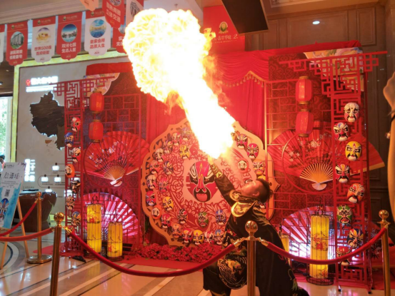 打开艺术之门 弘扬中国国粹 恒大翡翠华庭带您重温经典