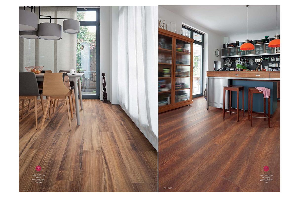 HARO地板:德國製作,漢諾品質地板