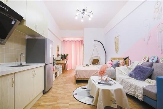 东莞长租公寓崛起 近百万租客大部分仍住城中村