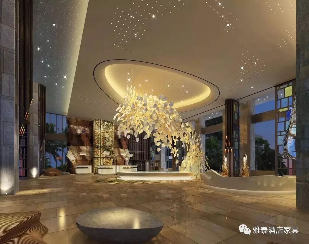三亚金都蔚景温德姆酒店 亚太区首家蔚景温德姆酒品牌