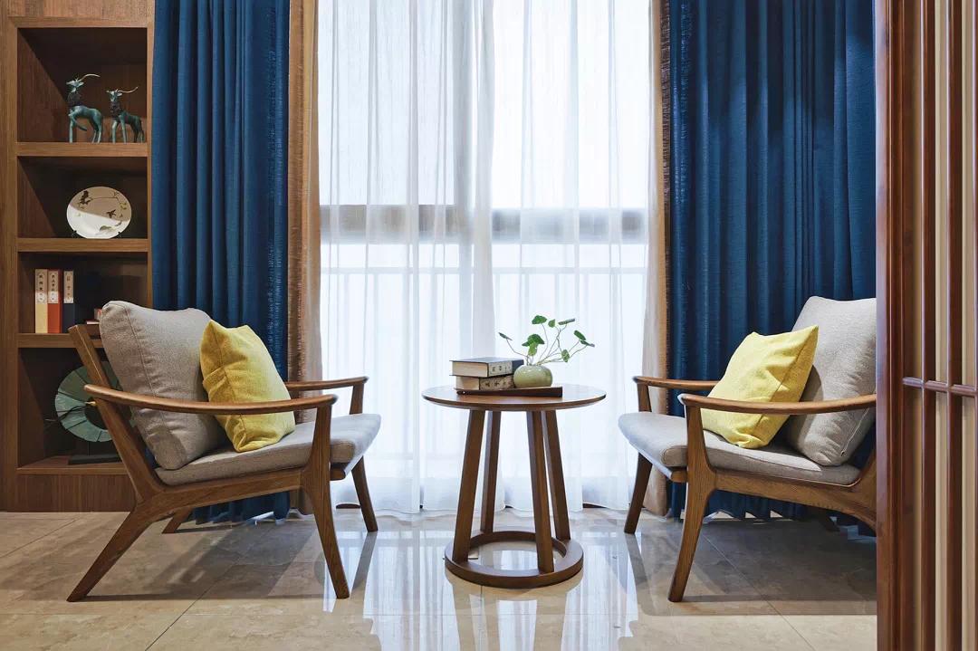 新中式家装:享受传统文化和舒适带来的美好体验 新中式 家装 第9张