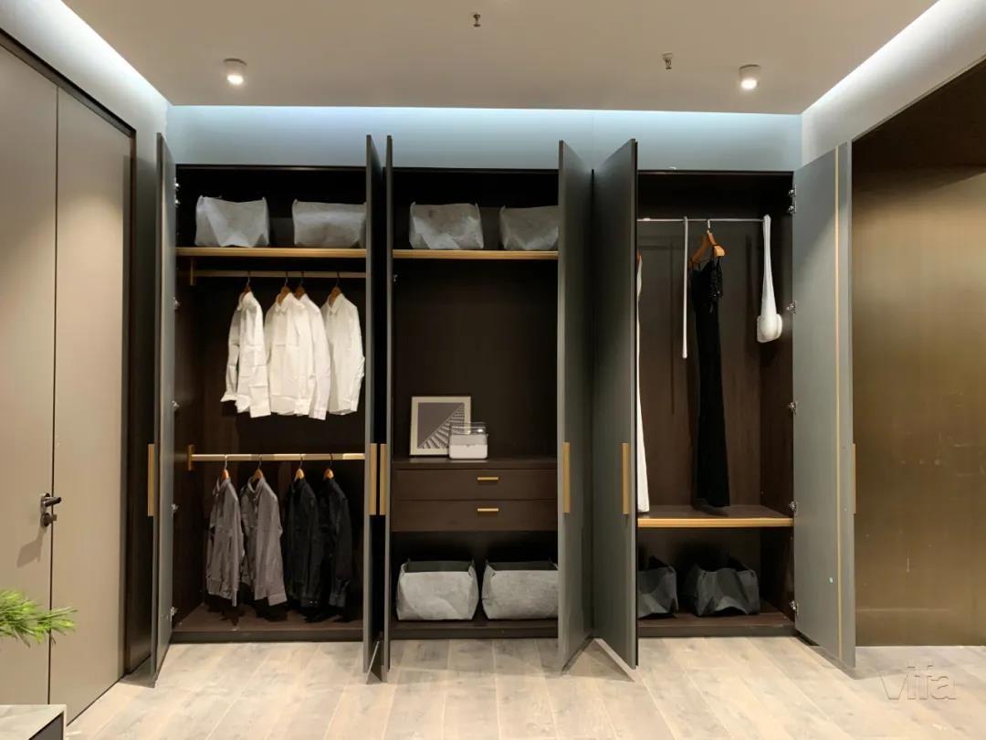 《【摩登3公司】vifa威法高端定制秦皇岛高定店 诠释经典衣柜橱柜产品》