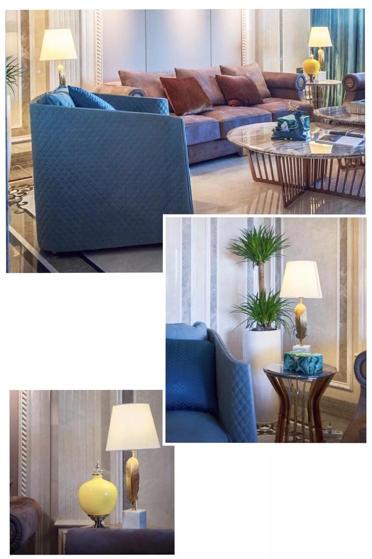 180m²中欧混搭的房子,古典、高贵、优雅,最终回归平静 混搭 第11张