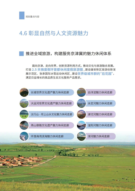 强化石家庄高端引领!河北省国土空间规划公开征求意见(图32)