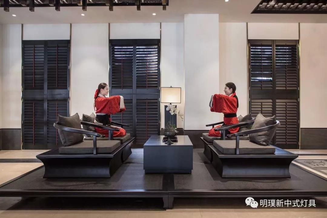 新中式风格装修,中国式的生活方式