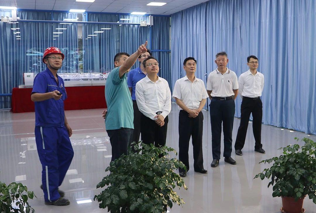 东线已掘进49米丨吴文兵到海湾隧道施工现场检查安全生产工作