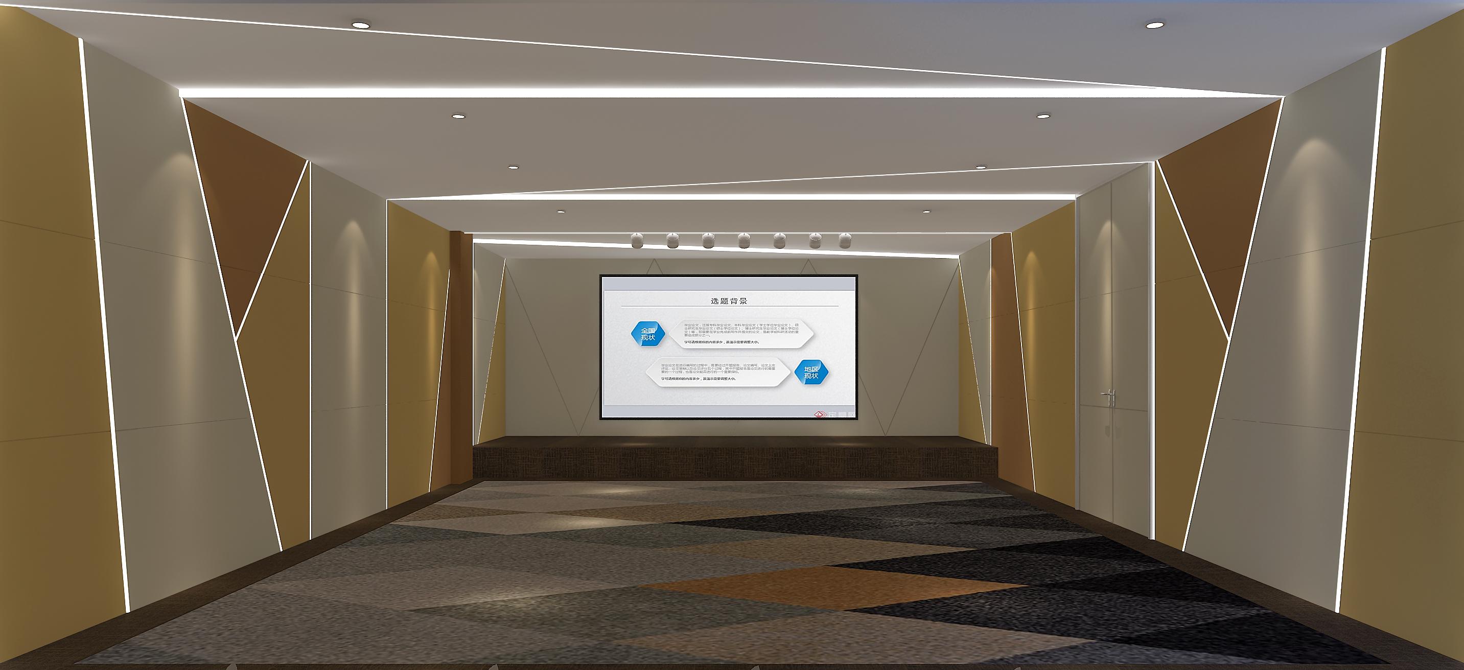 河南二合永设计商业空间设计:设计为经营解决问题