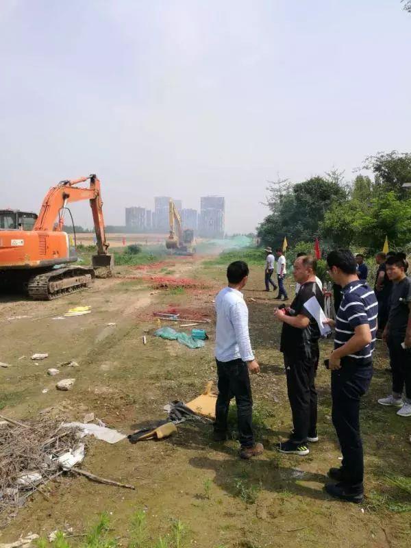 投资1.96亿元, 济宁蓼河新区全面实施9条道路工程