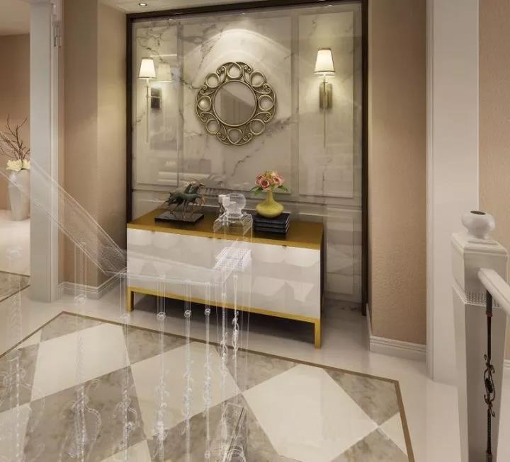 芜湖美式风格别墅装修也能如此色彩斑斓