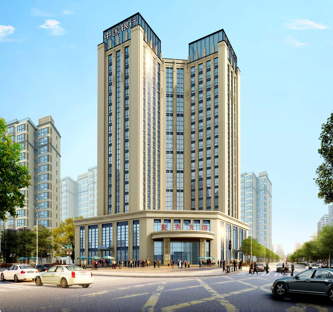 热烈祝贺柳湖书院酒店集团与中商博大置业有限公司正式签约!