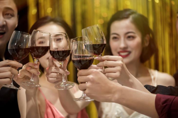 绿城德达玉园业主家宴暨奥德曼酒庄红酒品鉴会盛启!