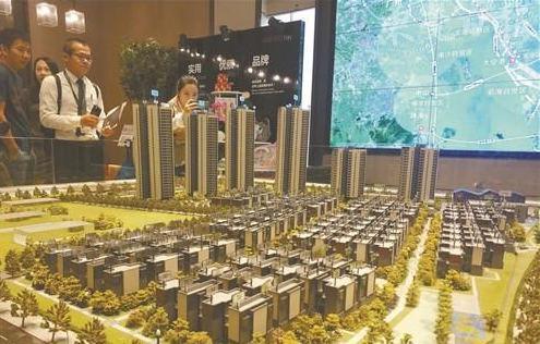 袖珍别墅风靡东莞楼市 部分别墅产品价格低于洋房