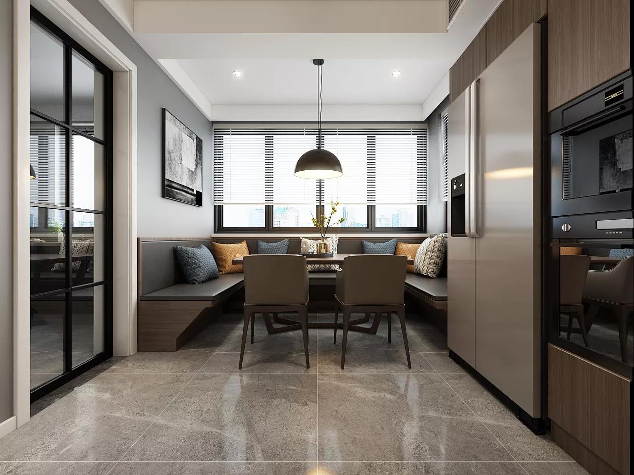 现代别墅装修设计,轻奢艺术之美
