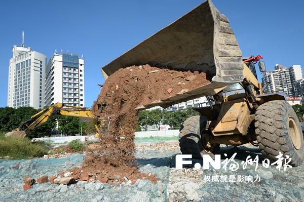 福州55个重大项目19日集中开工 总投资698.17亿元