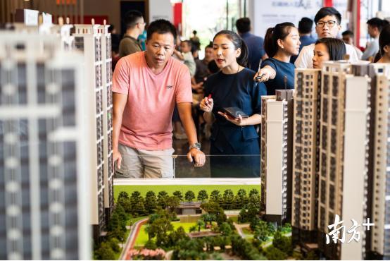 """上周一手住宅新增供应为零,东莞楼市""""银十""""成色一般"""
