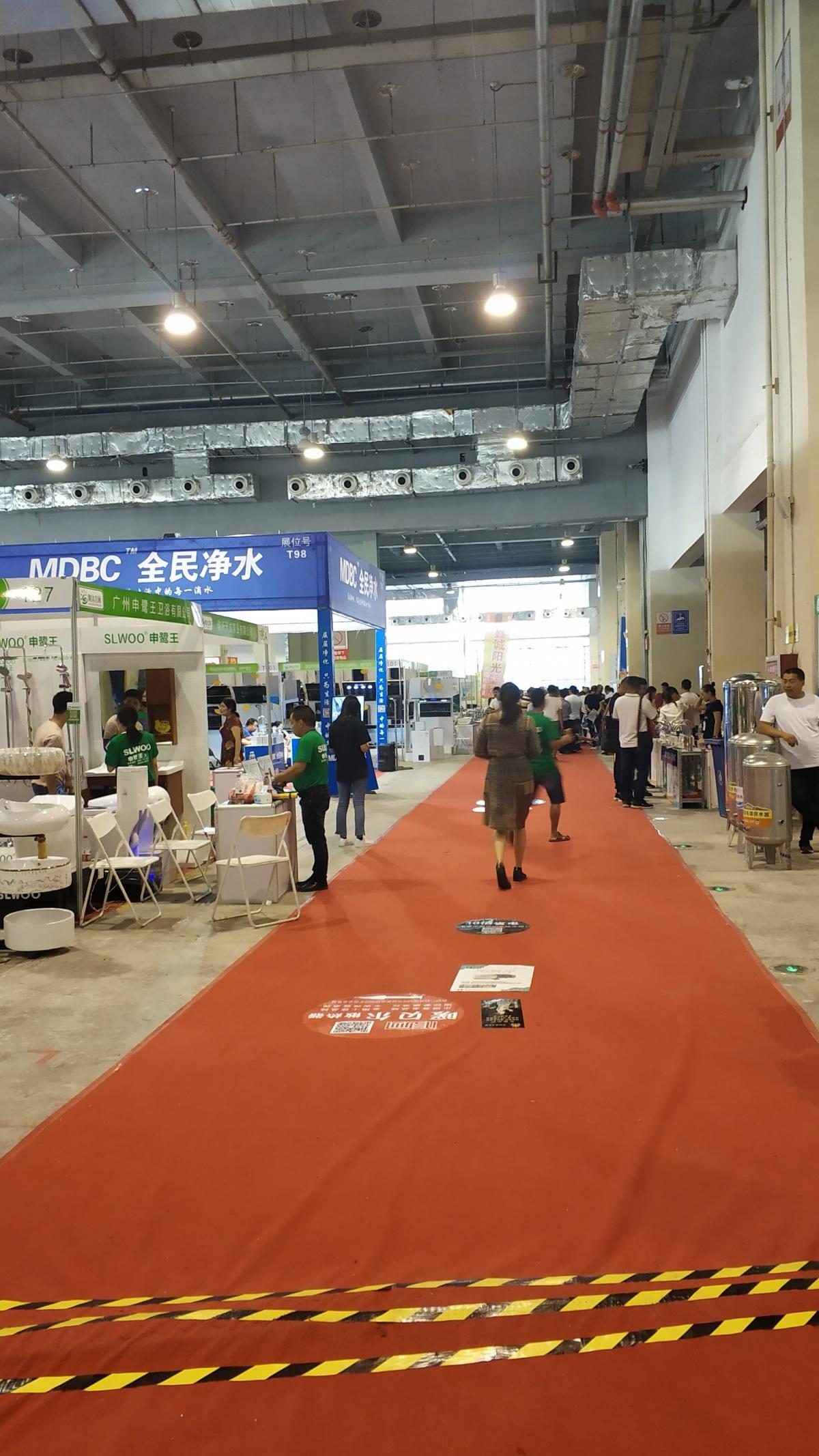 嘉居卫浴中国暖通卫浴博览会完美谢幕&精彩回顾!