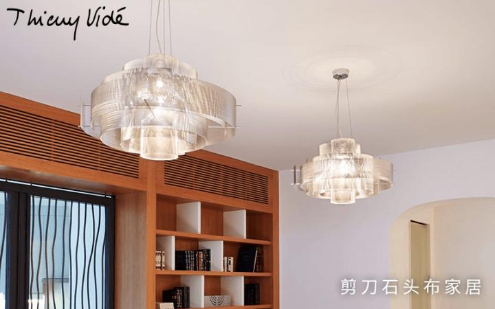 《【摩登3平台官网】宛如艺术品的典雅灯饰 这些进口灯饰美极了!》