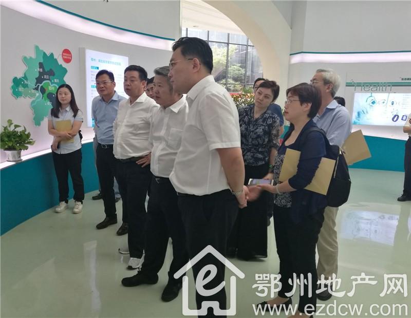 奧山地產董事長鄔劍剛將有望投資鄂州項目
