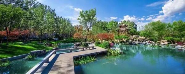在北科建泰禾·北京丽春湖院子觅得一处瓦尔登湖