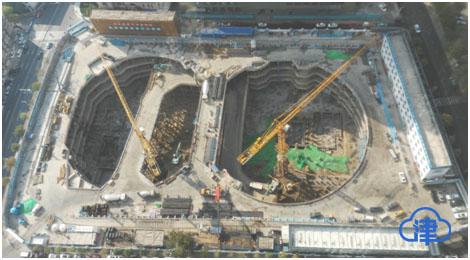 天津小白楼CBD添新成员 平泰大厦将进行主体施工