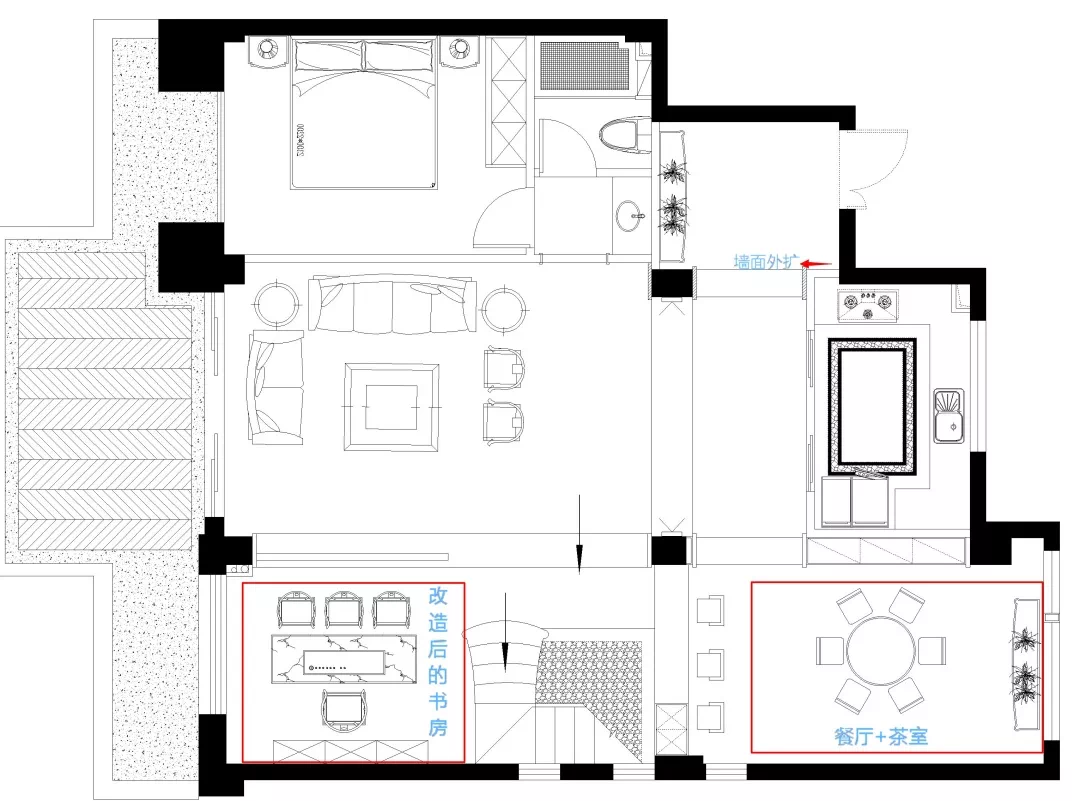 300平米的四层大House,他是这么任性装修的 装修 第5张