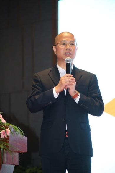 中装协刘晓一鼎力支持材巴巴百企千亿采购盛会