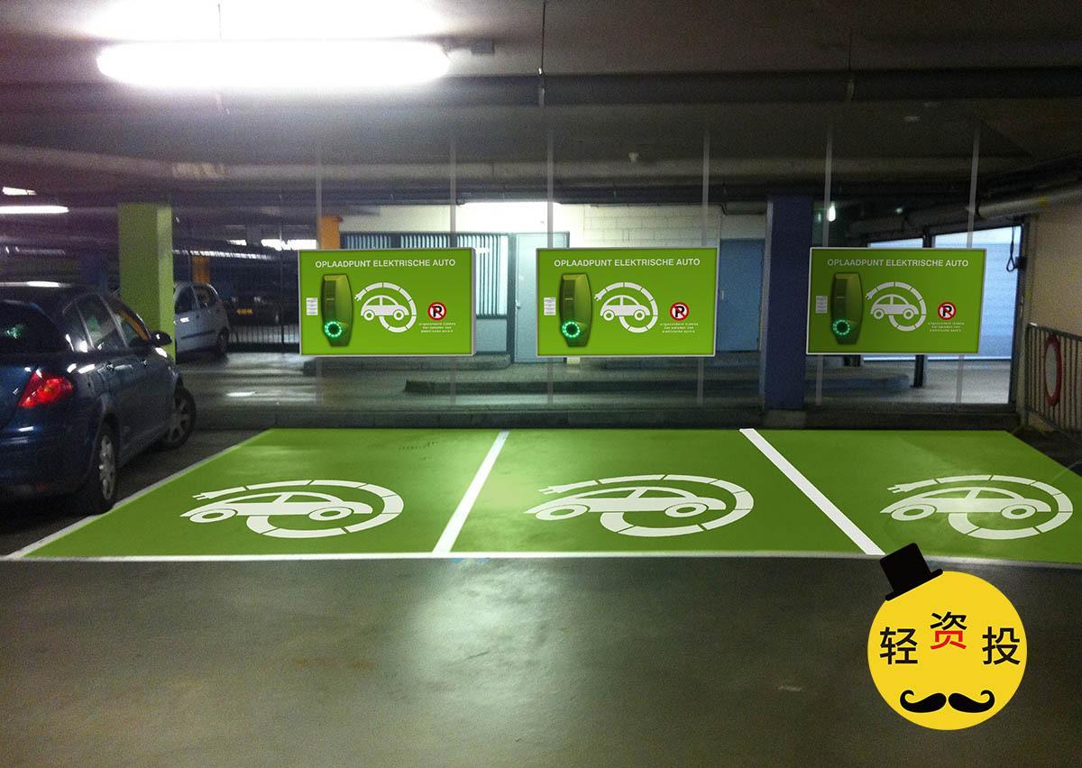 广州开四停四将到,新能源停停车位需求激增!